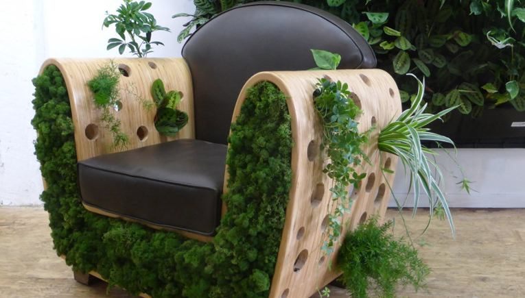 Mossart – Living Chair