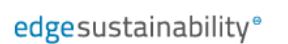 logo edge sustainibility